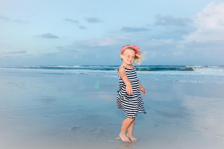 Dancing on the beach…:)